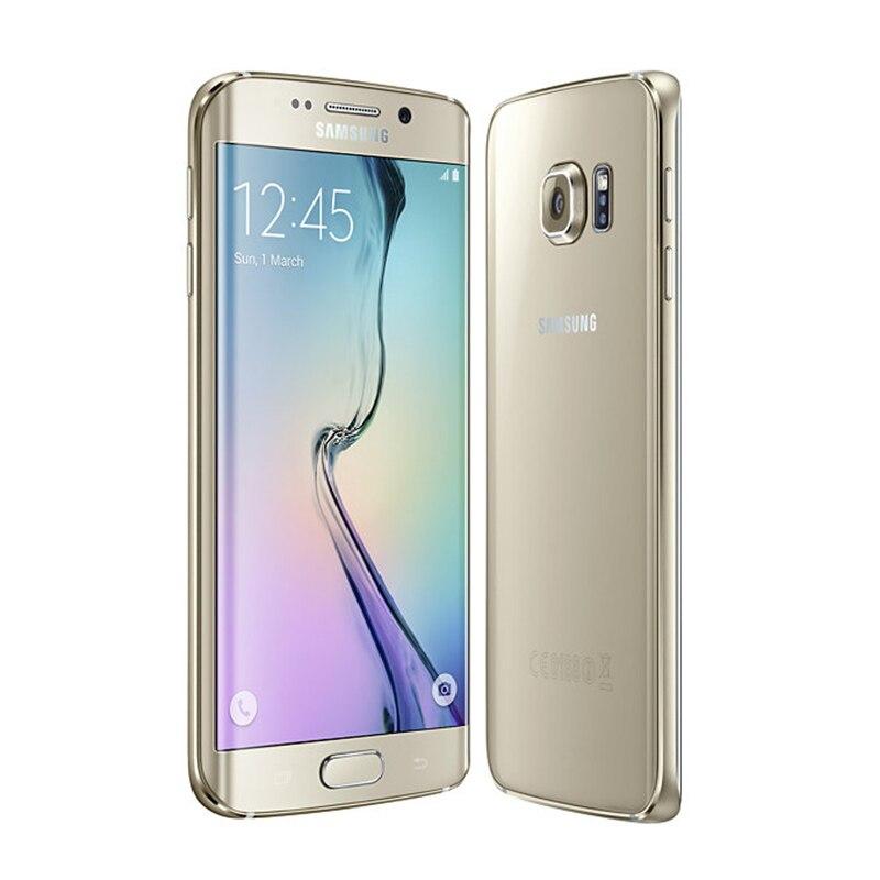 Разблокированный Мобильный телефон Samsung Galaxy S6 G920F G920A 5,1 Восьмиядерный 3 ГБ ОЗУ 32 Гб ПЗУ 16.0MP GPS NFC 4G LTE сотовый телефон - 4