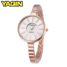 2018 Elegant Ladies Quartz Watch Women Fashion Casual Wirst Watches Top Brand Luxury relogio masculino Women's Gold Watch
