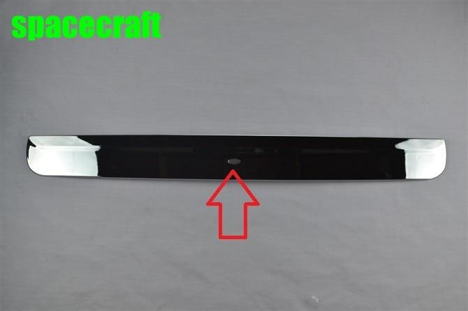 Auto rear door trim,tail trunk sticker for Nissan Qashqai 2010-2014,Type A ,auto accessories bsg fv21811gtn 51 1995 nissan altima 4 door sedan rear driver vent green tint auto glass
