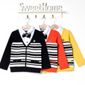 Boys Cardigan 2016 Spring Autumn New Baby Kids Sweater Brand Children Jacket 2-7 Years Old Boy's Sweater Cardigans Kids Boy Coat