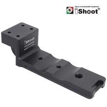 IShoot Объектив воротник поддержка для Sigma 500 мм F4 DG OS HSM Спортивная тренога крепление кольцо Замена база Arca swiss RRS совместимый
