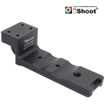 IShoot עדשה צווארון תמיכה עבור Sigma 500mm F4 DG OS HSM ספורט חצובה הר טבעת Sigma 60-600mm F4.5-6.3 DG OS HSM ספורט