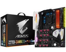 Aorus Z270X-Gaming 9 Z270 игровая доска поддержка I7 7700 К