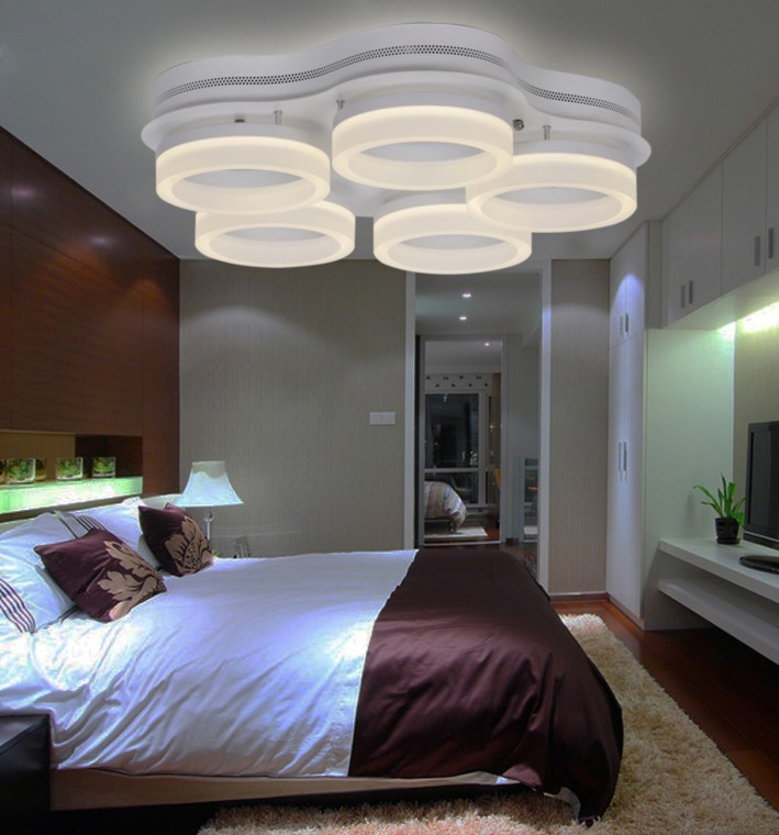 Modern led lamp ceiling lights surface mounted lighting fixture for modern led lamp ceiling lights surface mounted lighting fixture for home bedroom living room in ceiling lights from lights lighting on aliexpress aloadofball Image collections