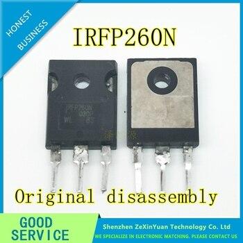 Tüketici Elektroniği'ten Pil Aksesuarları ve Şarj Aksesuarları'de 20 adet/grup IRFP260NPBF IRFP260N TO 247 50A 200V orijinal sökme çin'de yapılmadı