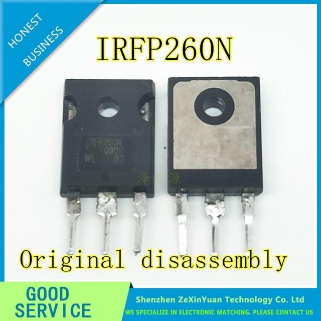 20 adet/grup IRFP260NPBF IRFP260N TO 247 50A 200V orijinal sökme çinde yapılmadı