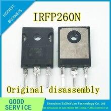 20 unidades/lote IRFP260NPBF IRFP260N TO 247 50A 200V desmontaje Original no hecho en China