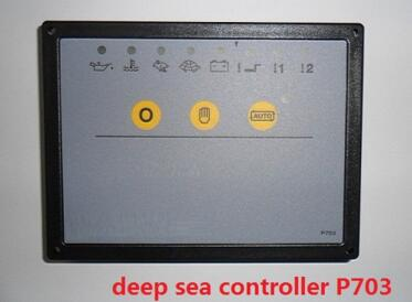 control panel Controller for Diesel Generator Set high quality Genset spare part P703 цена
