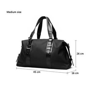 Image 5 - New  Mens Travel Bags Large Capacity Men Luggage Large Capacity Handbags Oxford Travel Duffle Bags Fashion Men Folding Bag