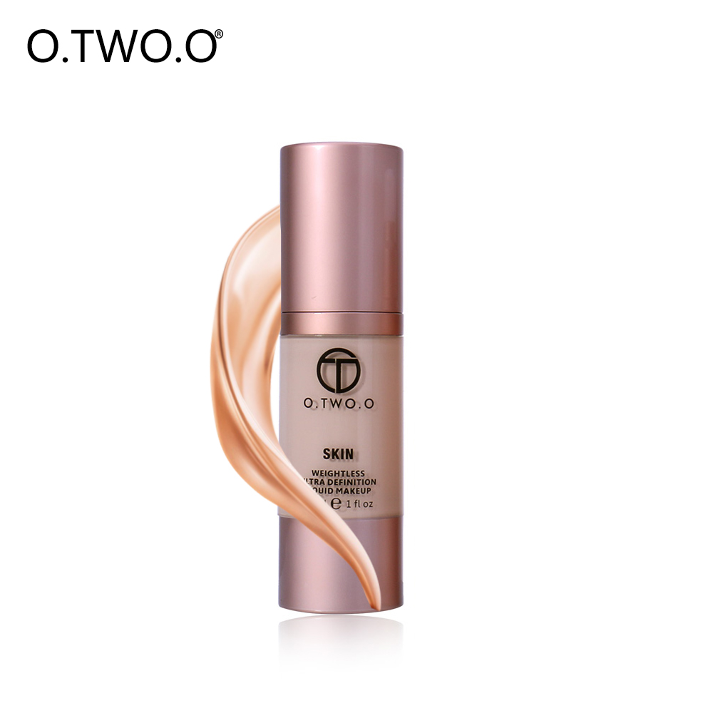 O.TWO.O Vloeibare foundation Make Primer 4Colors Vloeiende Foudation - Make-up