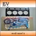 For Kubota V2203 V2203M V2203T Full gasket kit /cylinder head gasket kit