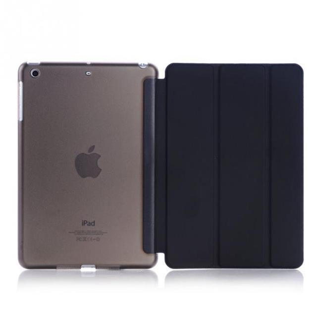 2018 Luxury Ultra Slim Magnetic Smart Flip Stand PU Leather Cover Case For Apple iPad Mini 1 2 3 Retina intellectual dormancy ca