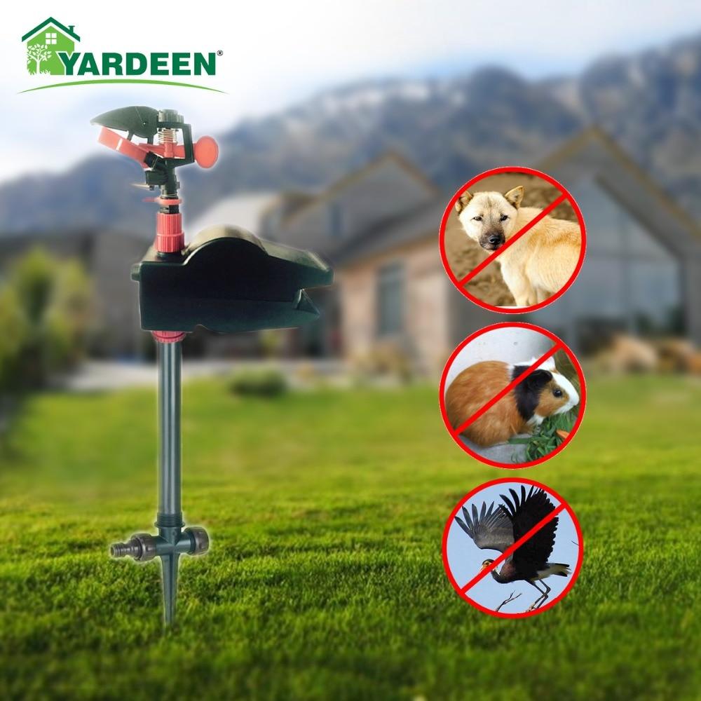 Oiseau, chien, chat Répulsif Graden Écologique Épouvantail Jet Spray Répulsif Pour Animaux Maison Jardin Répulsif