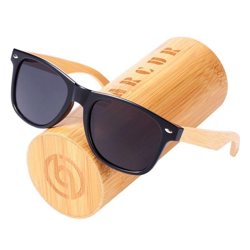 BARCUR Holz Sonnenbrille Frühling Scharnier Handgemachte Bambus Sonnenbrille Männer Holz sonnenbrille Frauen Polarisierte Oculos de sol masculino
