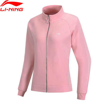 Li-Ning Women The Trend Sports Sweater Loose Fit 70% Cotton 30% Polyester LiNing Fitness Sport Hoodie AWDP134 WWW1026 - DISCOUNT ITEM  30% OFF Sports & Entertainment