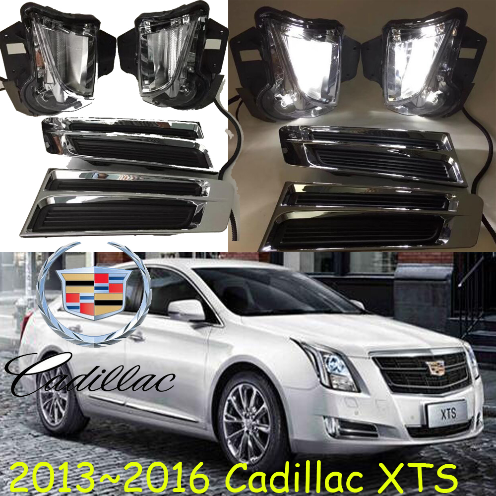 2013~2016 Cadilla XTS Daytime light,4pcs/set,LED,Free ship!xts fog light,ats,sls,srx,xlr 2013 2016 cadilla xts daytime light 4pcs set led free ship xts fog light ats sls srx xlr