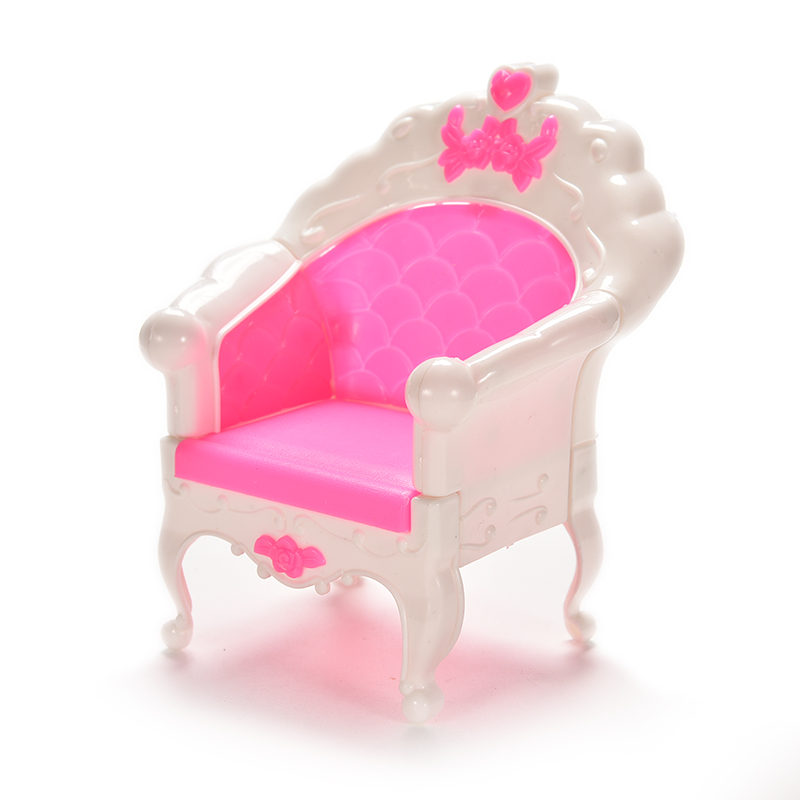 HOT Lovely Single Seat Sofa Toy Dollhouse Furniture MINI Vintage ...