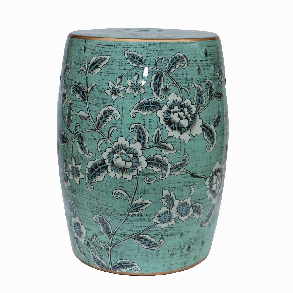 Online Buy Wholesale ceramic garden stool from China ceramic