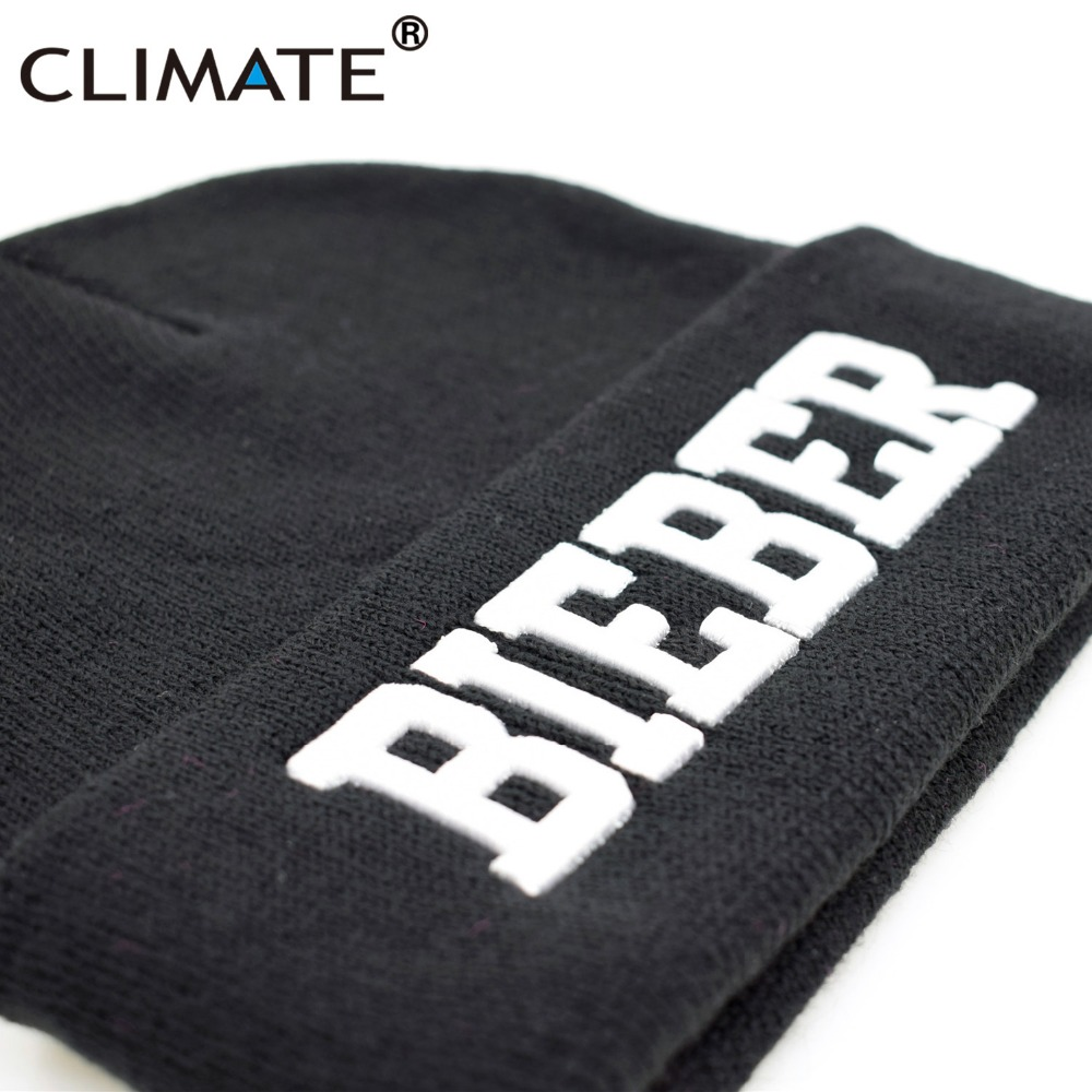 54c4144bae8 CLIMATE Men Women Winter Warm Beanie Hat Justin Bieber Fans Purpose Tour  Warm Soft Knitted Beanies Cap Hat For Men Youth Women-in Skullies   Beanies  from ...