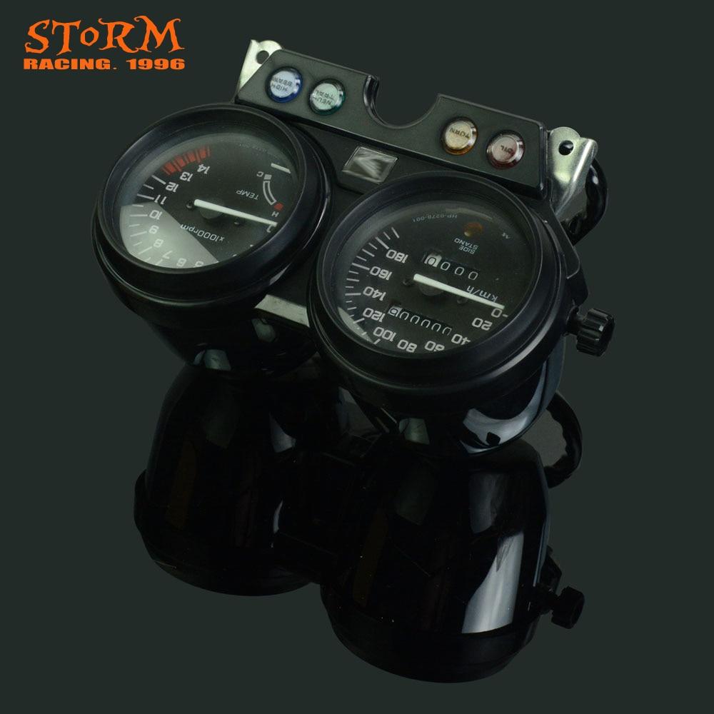 Velocímetro para motocicleta, velocímetro e tacômetro com