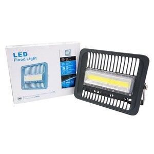 Image 2 - גבוהה בהיר LED הארה 100W 70W 50W 30W הארה IP66 איטום AC220V LED רפלקטור LED חיצוני תאורת גן מנורה
