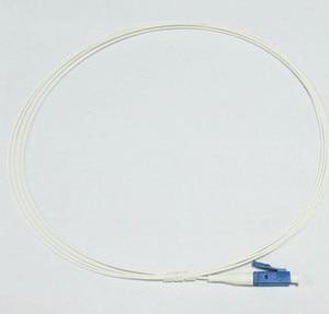 Image 5 - 50pcs/lot SM SX PVC 0.9mm 1.5 Meters LC/UPC Fiber Optic Pigtail LC Pigtail
