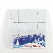 цены на 12PCS/Lot Magic Tricks White Snow Paper Magician Stage Supplies Small Snowflakes Paper Snow Storm Paper Props Toys 3.4cm*2.4cm в интернет-магазинах