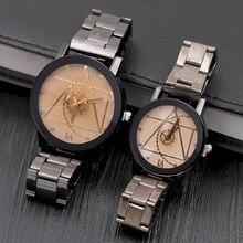 unisex 시계 시계 패션