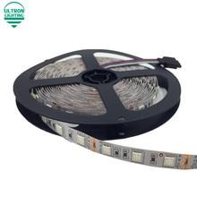 LED strip 5050 12V flexible light 60led/m,5m/lot ,RGB, White,Warm white, Cold white,Blue,Green,Red,Yellow Led Lights