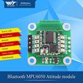 BJY61 MPU6050 module angle output 6-axis Accelerometer Gyroscope Bluetooth UART port Four-rotor  wireless sensor