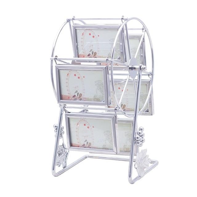 Aliexpress.com : Buy 3 Inch Steel Ferris Wheel Photo Frame Table ...