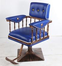 55552Hair salon chair. Japanese style chair. Shaving chair