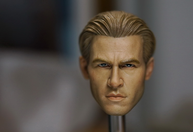 1/6th scale doll Accessory Heat Val Kilmer headsculpt male head shape for 12 Action figure doll ,Not included body and clothes 1 6th scale doll accessory conan the barbar headsculpt schwarzenegger head shape for 12 action figure not included body clothes
