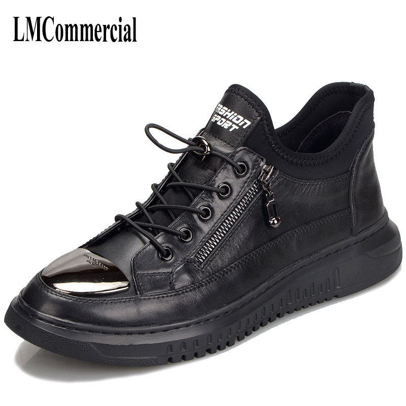 spring and autumn casual leather men's shoes winter British retro boots men breathable sneaker handmade fashion comfortabl autumn winter european british retro men shoes male leather breathable sneaker fashion boots men casual shoes handmade fashion