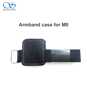 Image 2 - SHANLING Original M0 Armband Sports leather case for Hifi player M 0