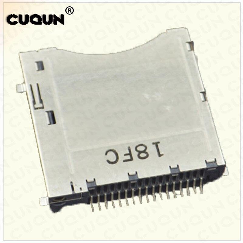 Original Game Card Slot for Nintend NDSLite Mainframe Cassette Slot for NDSLite Game Console Card Slot Socket