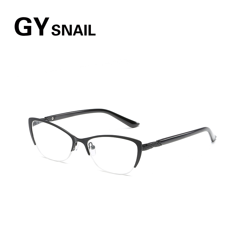 GY SNAIL Men's Reading Glasses For Sight Men Farsighted Spectacles Brillen Man Spectacle Frames with Diopters +1 +1.5 +2 +2.5 +3