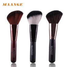 MAANGE 1pcs Makeup Brushes Cosmetics Pro Flat Foundation Brush Powder Make Up Brush For Women Beauty Dropship(China)