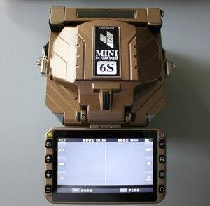 Image 2 - オリジナルfiberfoxミニ4 4sミニ6sミニ5s光ファイバ融着接続機溶接機タッチスクリーン