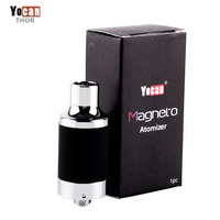 Original Yocan Magneto Wax Atomizer Yocan Magneto Model Magnetic Vape Core Coil Cap Built With Dab