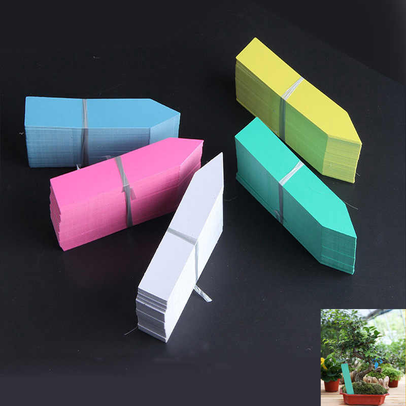 f56410dcdbfa Detail Feedback Questions about 100*20 mm/ Plastic Many colors Stake ...