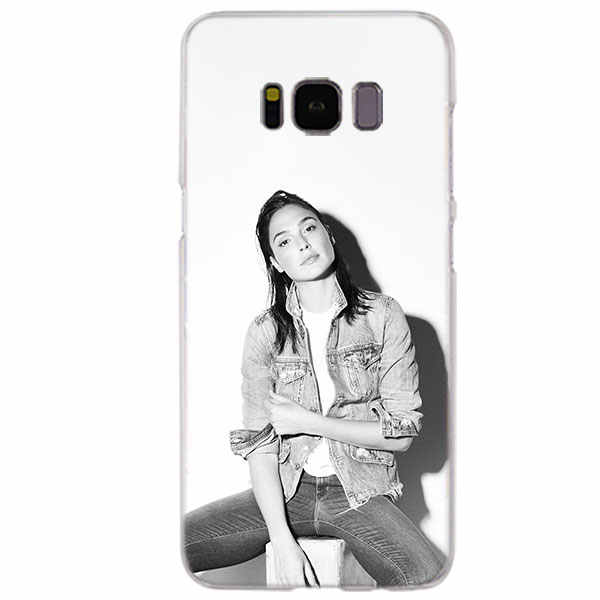 MEIBAI Галь гадот Прозрачный Футляр для Samsung Galaxy S8 случае S7 S6 край S9 S8 плюс s6 Edge Plus Galaxy Note 9 крышка