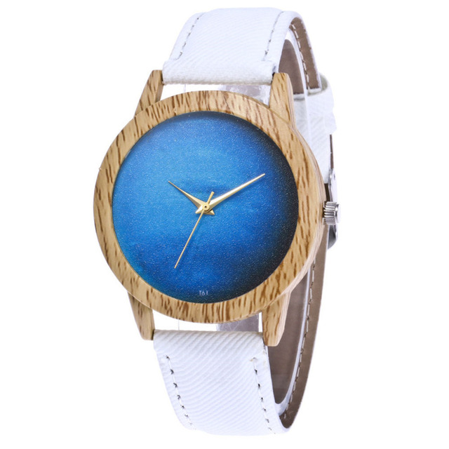Luxury Brand Rose Gold Women Watch Fashion Casual Crystal Dress Wristwatch Leather Strap Quartz Watch Female Clock Reloj New A40