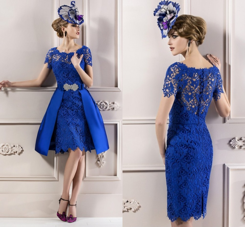 Popular Short Sleeve Cocktail Dress-Buy Cheap Short Sleeve ...