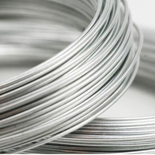 Großhandelspreis, Echtes Solide Sterling 925 Silber Draht 1 meter ...