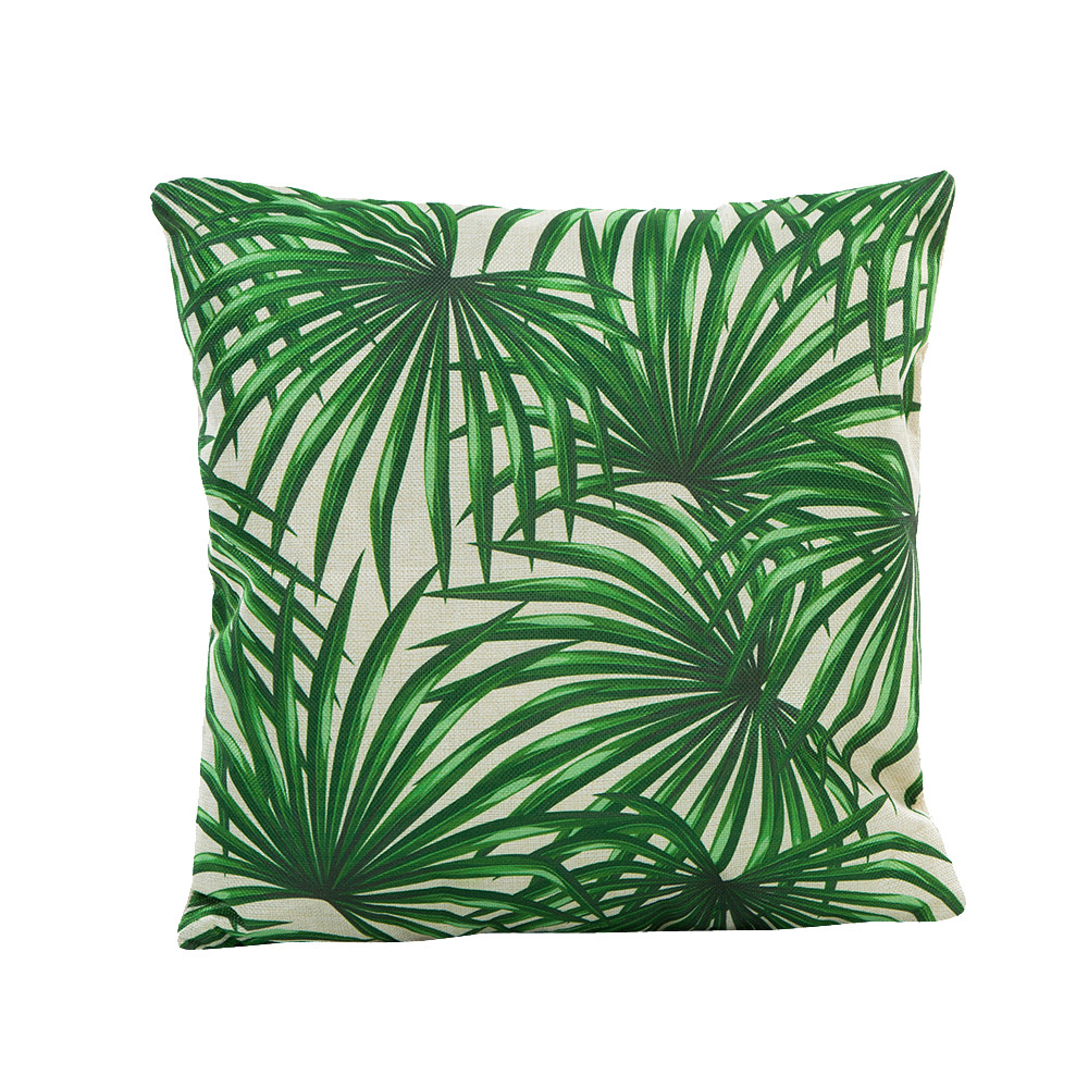 compare prices on washable throw pillow covers online shopping  - newest flowers grass pattern pillow sofa waist throw cushion cover homedecor removable and washable c