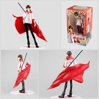 New Anime The Master of Skill The King's Avatar Glory Ye Xiu Model Doll 23cm PVC for Kid Action Figure Collection Toys
