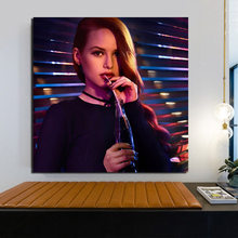 Riverdale Canvas Painting Prints Living Room Home Decoration Artwork Modern Wall Art Oil Painting Poster Pictures Accessories HD(China)