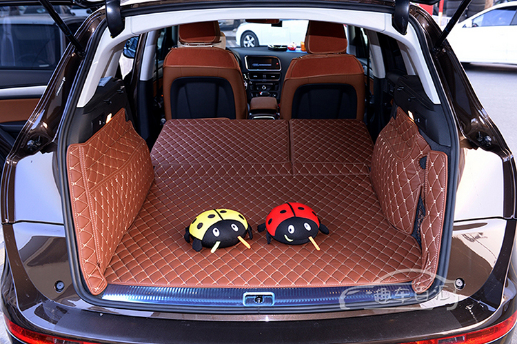 Topmats Suv Cargo Liner Car Mat Custom Auto Liners For Audi Q5 2010 2017 On Aliexpress Alibaba Group