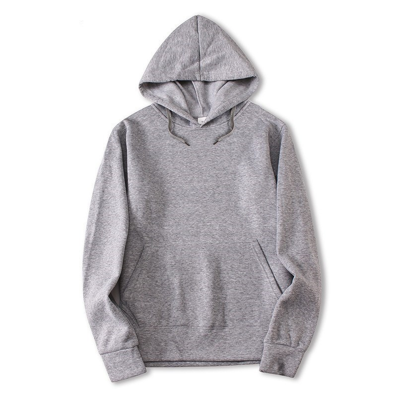 2019 New brand Hoodie Streetwear Hip Hop Solid pink Black gray Hooded Hoody Mens Hoodies and Sweatshirts Size XXL top